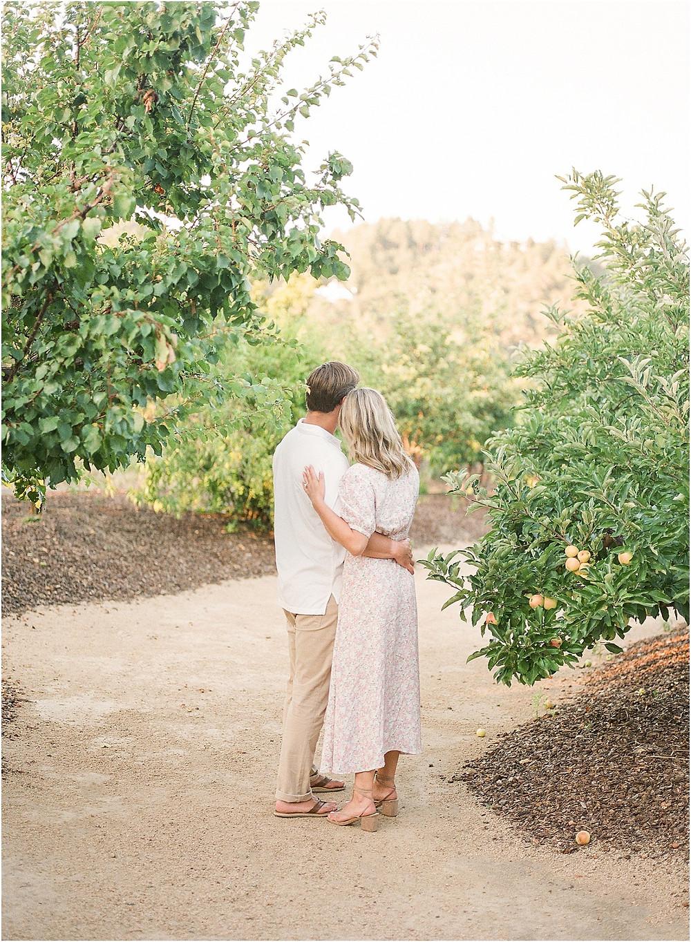 San Francisco Bay Area fine art elopement wedding portrait engagement photographer by Torrey Fox Photography