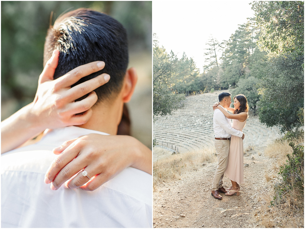 Marin engagement Photography on Mt. Tamalpais by Torrey Fox