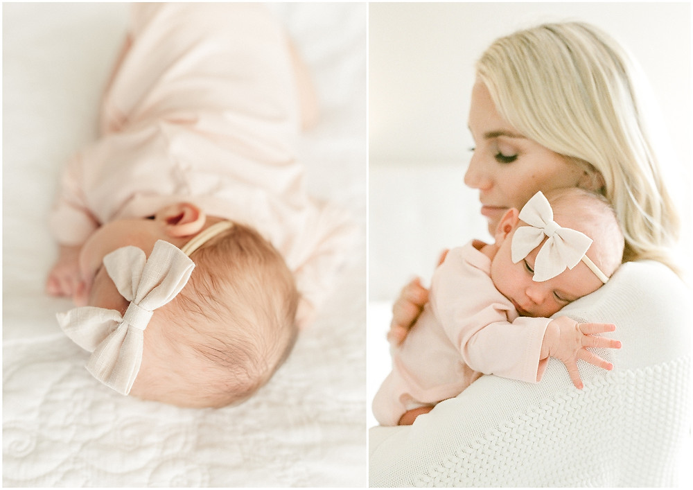 San Francisco newborn photography session in the Marina district photographed by Torrey Fox