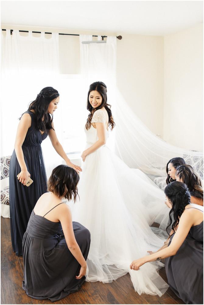 Nella Terra Cellars Wedding | Christina & Brandon