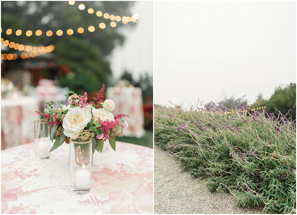 Stinson Beach Wedding Photography at Dipsea Gardens by Torrey Fox