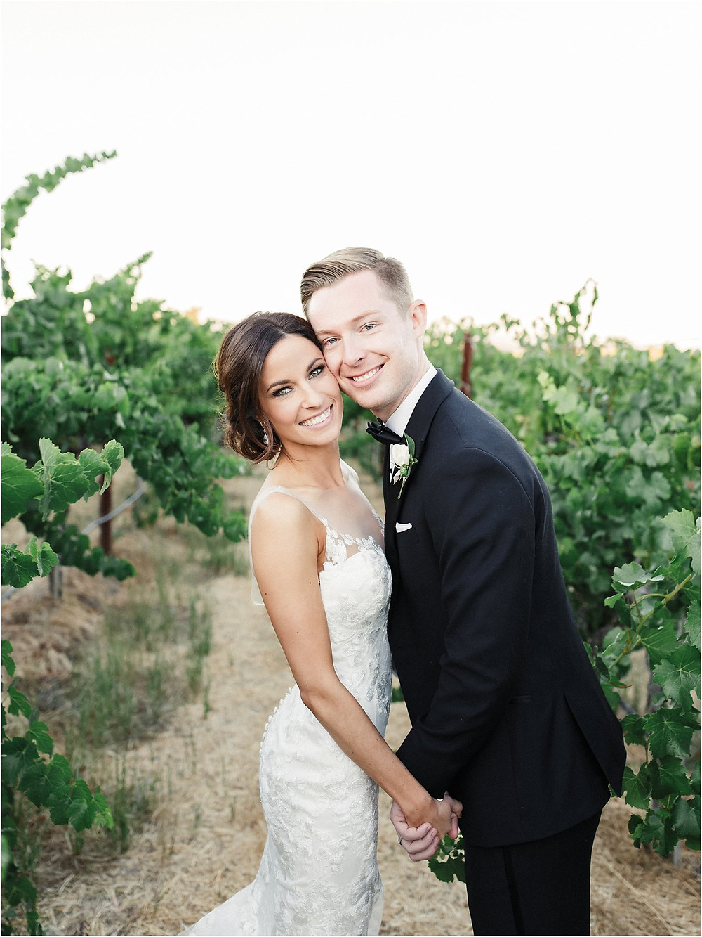Sonoma Wedding Photography at Tyge William Cellars by Torrey Fox