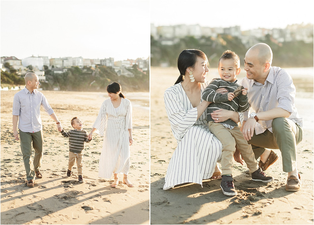 San Francisco Family Portraits