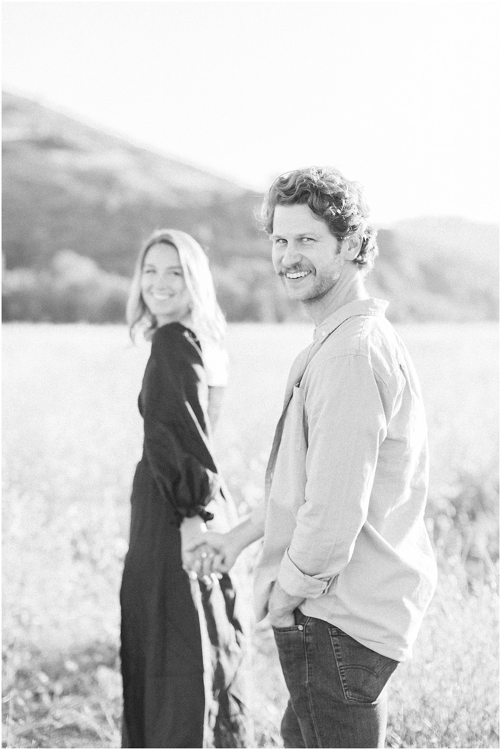 Sausalito Marin Headlands Cavallo Point San Francisco Bay Area engagement session by fine art wedding portrait elopement photographer Torrey Fox