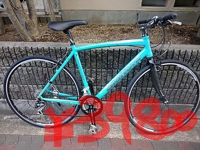 ビアンキ カメレオンテⅢ フレームサイズ/53・変速/3x8・タイヤサイズ/700x28c