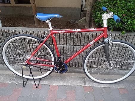 フジ トリックバイク ベノム・フレームサイズ/50・シングルスピード・タイヤサイズ/700x28c