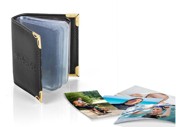 Album Photo Polaroid en Simili cuir pour papier ZINK® 2x3''