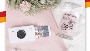 Concours Instagram ● Kodak x JewelCandle