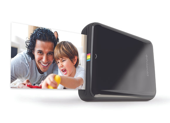 Polaroid ZIP Imprimante Photo Mobile Noire