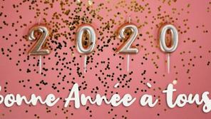 Newsletters ● Bonne année 2020 !