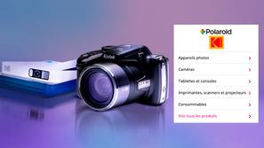 Deals ● Vente Polaroid & Kodak sur Showroomprive.com