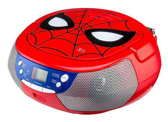 Spiderman SM-430 Boombox avec Radio