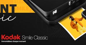 Arrivages ● Kodak Smile Classic