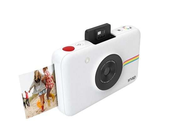 Polaroid Snap Appareil Photo Instantané Blanc