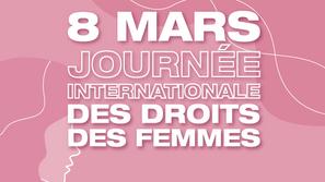 Actu ● Journée de droits des Femmes