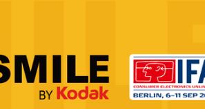 Newsletters ● Découvrez la gamme Kodak SMILE à l'IFA !