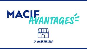 Deals ●  Marketplace Macif Avantages