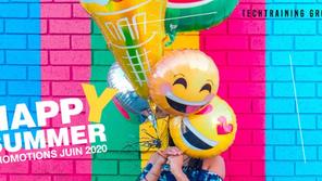 Newsletters ● La sélection High Tech Happy Summer en promotion.