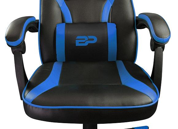 Chaise Gaming Commando Bleu (reconditionné)