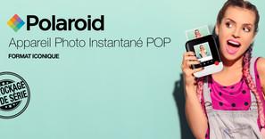 Déstockages ● Polaroid POP