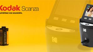 Arrivages ● Kodak Scanza
