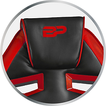 Chaise Gaming Commando Red Dragon