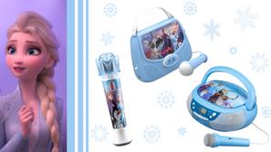 Newsletters ● Découvrez nos produits sous licence La Reine des Neiges.
