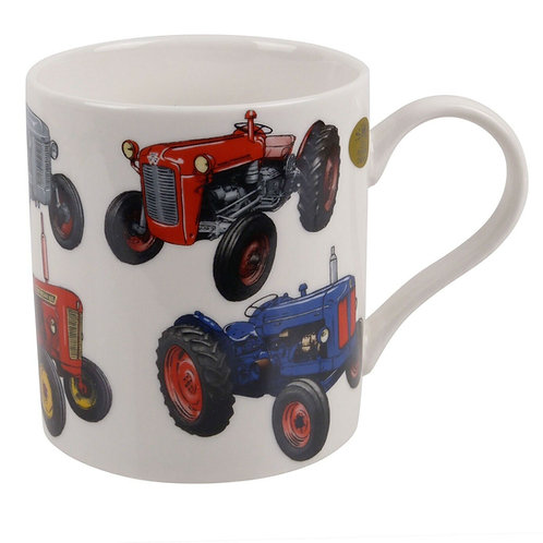 Classic Tractors Mug - Boxed Gift