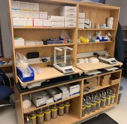 2nd floor lab space