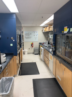 3rd floor lab space