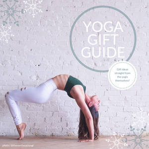 yoga gift guide intention botanicals