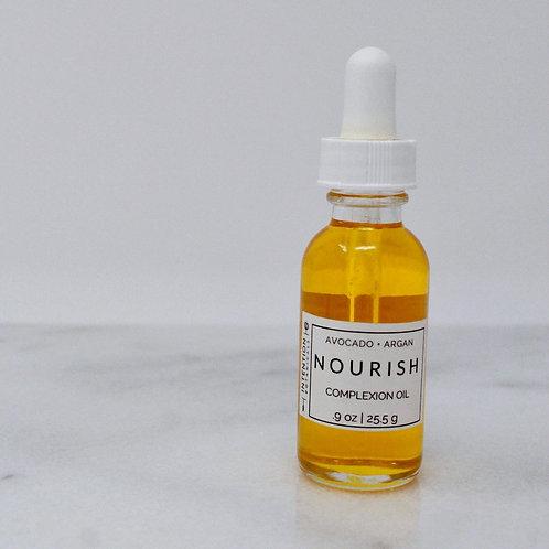 NOURISH Avocado + Argan Complexion Oil
