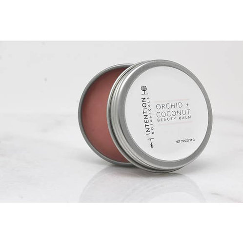 Orchid + Coconut Beauty Balm