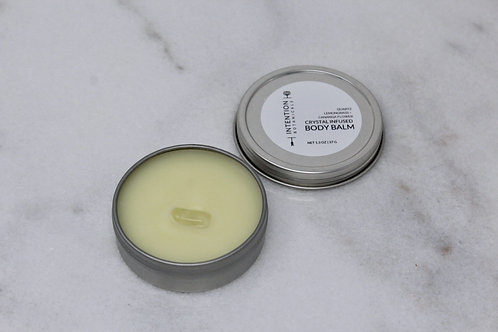 Crystal Infused Body Balm
