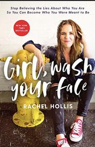 girl wash your face rachel hollis gift guide
