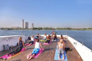 Yoga Yacht Dubai