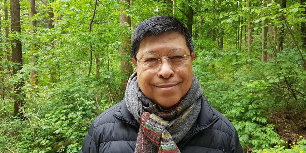 2021 July ONLINE Happy Day of Mettā Practice! - led by Visu Teoh