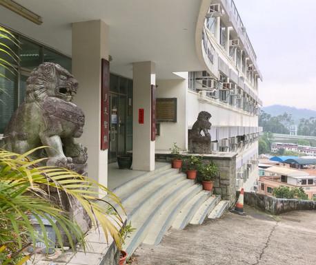 2019年10月 一日自修禪營 (無老師帶領)