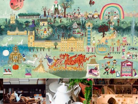 名古屋松坂屋 「英国アートとティーウェアの世界」