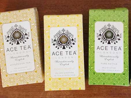 ACE TEA LONDON 新商品