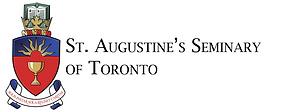 St. Augustine's Seminary Logo & Title.pn