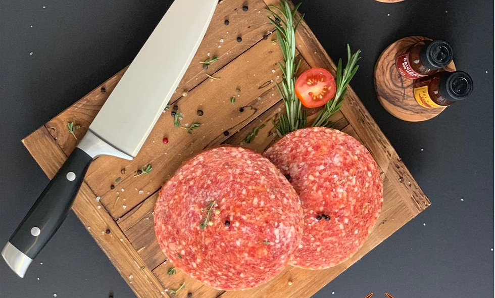 Meat Company Burger 10 pack