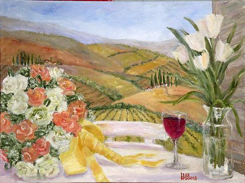 Winery Celebration