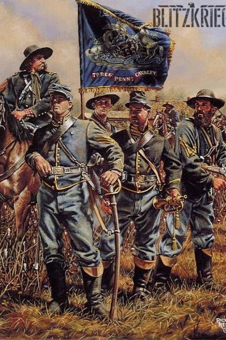 Sabre de Cavalaria Leve Guerra Civil Americana Modelo 1860