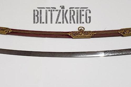 Espada Inglesa mameluke