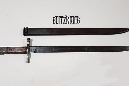 Baioneta Japonesa Arisaka final de guerra