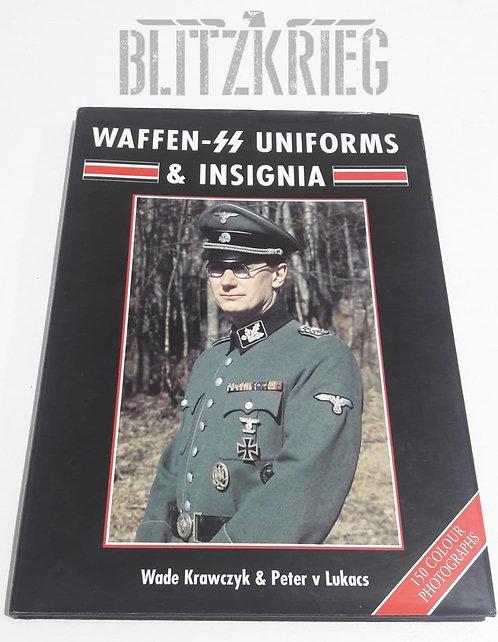 Livro Waffen SS Uniforms & Insignia