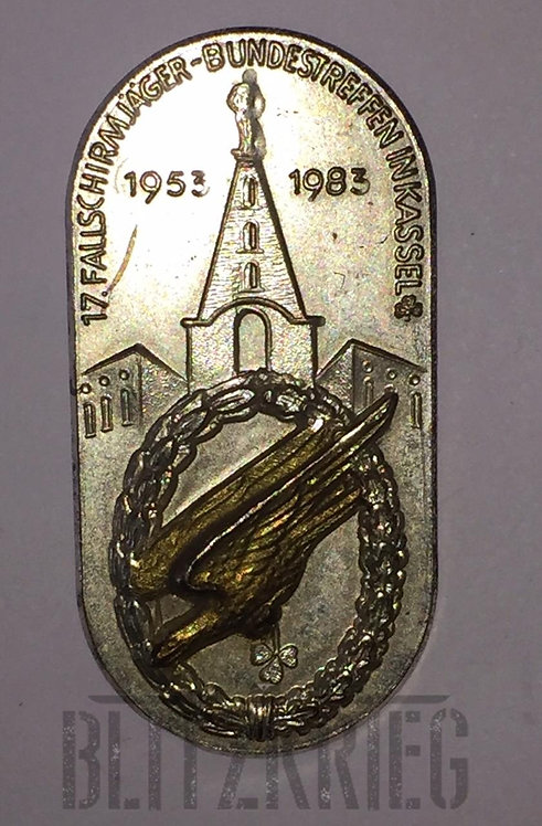 Tinnie Comemorativo 1983