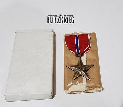 Medalha Bronze Star ww2