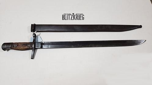 Baioneta Japonesa Arisaka tipo 30